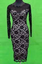 lipsy women u0027s long sleeve lace dresses ebay