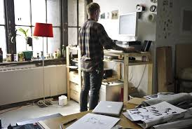 Do They Still Use The Electric Chair Five Health Benefits Of Standing Desks Science Smithsonian