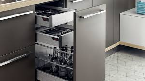 kitchen cupboard with drawers pull out baskets and drawers in the kitchen scavolini magazine
