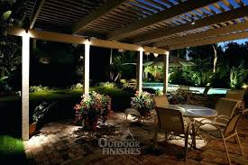 Exterior Patio Lights Garden Patio Lights Photo Gallery Of The Best Outdoor Patio Lights