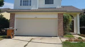 2 Door Garage by Overhead Roll Up Garage Door Repair In Jersey Village