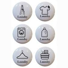 Laundry Room Cabinet Knobs Painted Knobs Laundry Mud Room Theme Cabinet Or Drawer Knob
