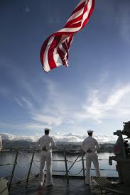 Japanese Navy Flag Crowd Honors U0027gift Of Freedom U0027 From Pearl Harbor Servicemen The
