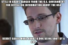Dirty Laundry Meme - i feel terrible for snowden because he risked everything to reveal