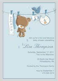boy baby shower invites reduxsquad com