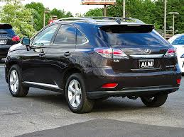tire size lexus rx 350 2015 used lexus rx 350 at alm mall of serving buford ga