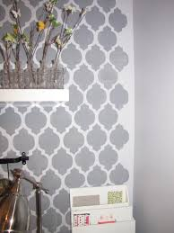 wall stencils for bedrooms how to stencil a wall clean and scentsible