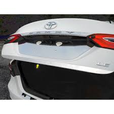 toyota camry trunk fx rear accent trim 18 toyota camry luxfx3435