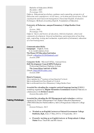 Basic Resume Skills Examples by Remarkable How To Explain Language Skills On Resume 81 On Easy