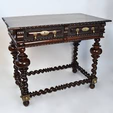 Grande Table Haute by 18th Century Portuguese Table Paul De Grande Antique