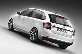 new skoda rapid spaceback details and pictures