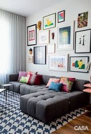 Sofa Design For Small Living Room Small Space Secrets Float Your Furniture Apartment Therapy