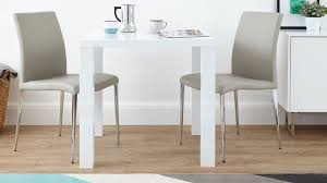 white high gloss table modern square white high gloss table 4 seater uk