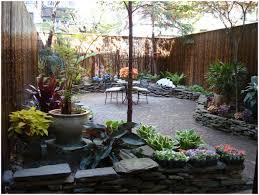 backyards wondrous backyard design idea create a sunken fire pit