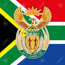Image Of South African Flag South Africa Flag And Coat Of Arms Lizenzfrei Nutzbare