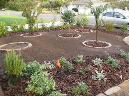 Gardenerd Organic Edible Gardening Our Landscaping Project Part - Backyard orchard design