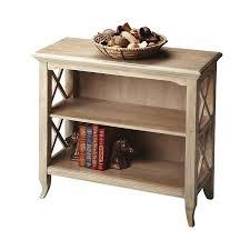 shop butler specialty masterpiece driftwood 30 25 in 2 shelf
