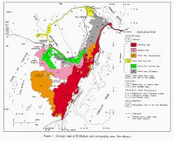 Map Of Active Volcanoes In The United States by Background On The Zuni Bandera Volcanic Field