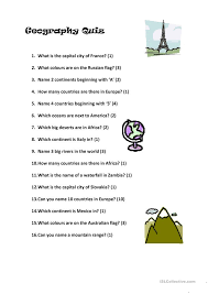 all worksheets grade 6 geography worksheets south africa free
