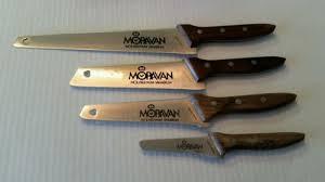 antique kitchen knives morovan molybdenum vanadium assorted vintage kitchen knives 4 lot