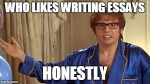 Memes About Writing Papers - i really wish they never existed imgflip