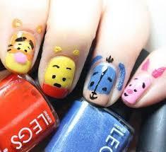 easy nail art characters cute nail designs for kids graham reid