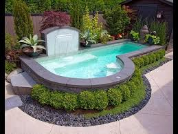 Pool Ideas For Backyard Small Pool Ideas In Your Backyard Youtube
