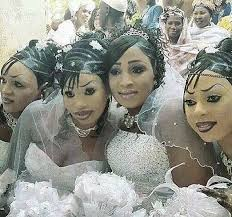 how much for bridal makeup hausa wedding photos going viral bridal makeup