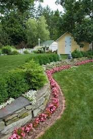 Flower Bed Ideas For Backyard 123 Best Landscaping Ideas Images On Pinterest Landscaping