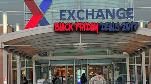 aafes exchange black friday 2017 ad deals