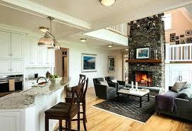 Open Plan Kitchen Family Room Ideas Open Kitchen And Living Room Layout Family Room Layouts In