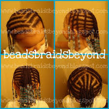images of kids hair braiding in a mohalk cute cornrow style beads braids girl african princess