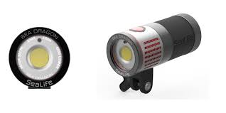 sea dragon 2500 photo video dive light sealife introduces sea dragon 4500 lumen professional photo video