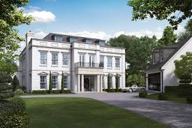 Mansion For Sale by Artists Impression Of A New Mansion For Sale In Coombe Park Uk