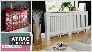 how to decorate a radiator ideas youtube