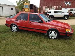 1991 saab 9000 turbo talladega red 5 speed 2500 obo saabcentral