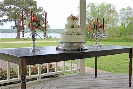 table rental atlanta lake oconee house rental wedding event house casa banana ii 2