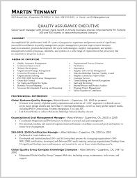 quality assurance resume outstanding qa resume sle 6036 resume sle ideas