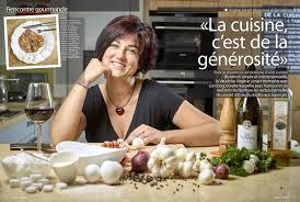 gourmand magazine cuisine portrait gourmand dans le magazine al dente les recettes de virginie