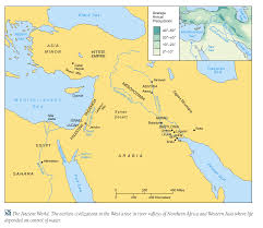 middle east map changes ap world history countries regions to memorize