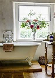 go natural in your bathroom