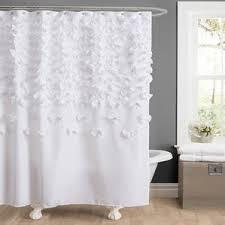Croscill Opulence Shower Curtain Shabby Chic Shower Curtains Wayfair