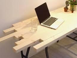fabriquer un bureau en bois fabriquer des étagères awesome construire un bureau en bois 10 avec