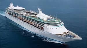 royal caribbean vision of the seas youtube