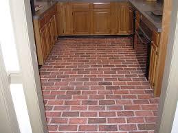 Brick Floor Kitchen by Kitchens Inglenook Brick Tiles Thin Brick Flooring Brick