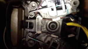 remove airbag from 2008 2012 ford escape youtube