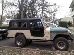 jeep scrambler for sale on craigslist 1981 jeep cj 8 scrambler expedition portal