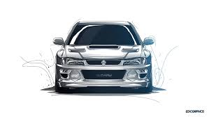 subaru 22b wallpaper subaru impreza sti 22b edcgrphcs by edcgraphic on deviantart