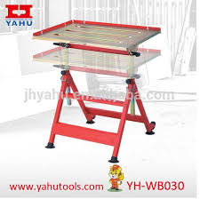 Folding Welding Table Workbench With Wheels Workbench With Wheels Suppliers And