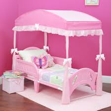 girls for bed canopy bed for toddler